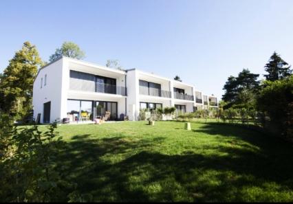 Construction de 6 villas contiguës à Versoix